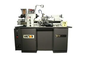 New Victor 6 X 18 Electronic Variable Speed Toolroom Lathe 618evs