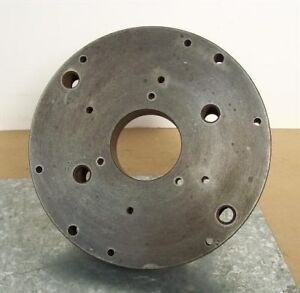9 Lathe Face Plate mounting Plate D1 6 Spindle