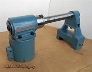 gem Power 30 Nt Horizontal Right Angle Milling Head With Arbor