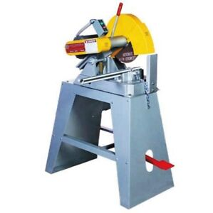 Everett 12 Abrasive Cut off Saw With Mag Starter And Stand New