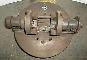 Warner Swasey A 6 Spindle 12 2 jaw Chuck M 1753