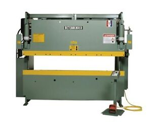 Betenbender 6 X 50 Ton Hydraulic Press Brake