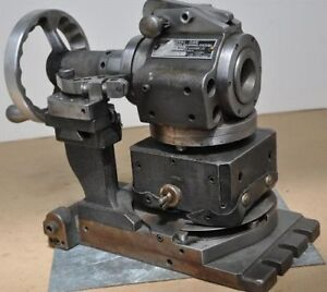 Royal Oak Universal Form Relieving Grinding Fixture