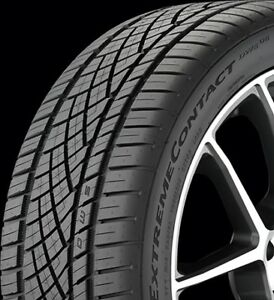 Continental 15499640000 Extremecontact Dws 06 225 45 17 Tire Set Of 4