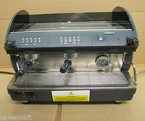 Saeco Aroma Se 200 2 Group Espresso Cappucino Coffee Machine Faulty For Spares