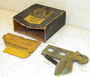 Nos 1960 1961 1962 1963 Chevrolet Chevy Corvair Engine Compartment Hood Latch