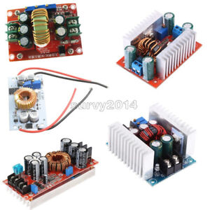 Dc dc Converter 10 12 15 20a 150 250 300 400 1200w Step Up Step Down Buck Boost