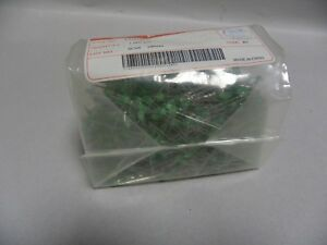 Lot 1000 Nos 3mm Kingbright Type L934gd Green Led Lights Lamps a5