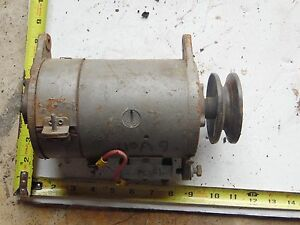 Oliver Tractor Untested Generator
