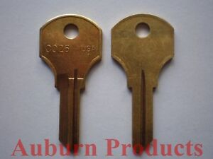 Co26 Corbin Key Blank 50 Key Blanks Free Shipping