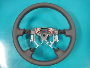 2004 Toyota 4runner land Cruiser Custom Padded Steering Wheel New Leather