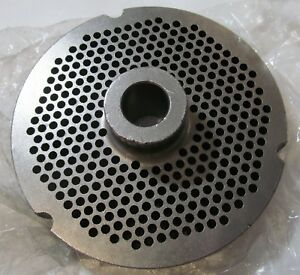 Refurbished Kasco Sharptech 5205 5 32 Hubbed Meat Grinder Plate