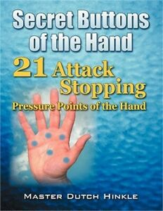 Secret Buttons of the Hand: -21- Attack Stopping Pressure Points of the Hand (Pa