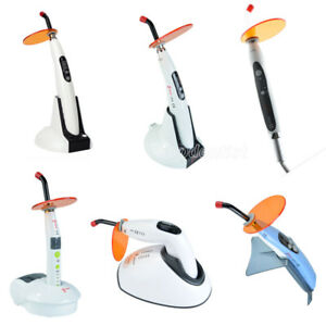 Woodpecker Dental Wireless Cordless Led B c d f g Curing Light 5w