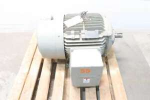 Siemens Sd10 60hp 575v ac 3565rpm 364ts 3ph Ac Electric Motor