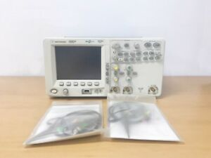 Agilent Dso6012a 100mhz 1gs s 2ch Oscilloscope With P6100 Probes
