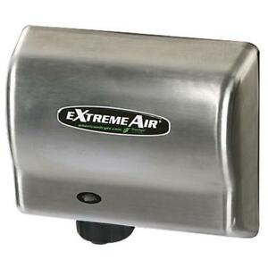 American Dryer Gxt9 ss Gxt Series Automatic Hand Dryer Stainless Steel 1500w