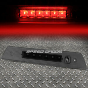 For 05 10 Jeep Grand Cherokee Wk Led Third 3rd Tail Brake Light Stop Lamp Tinted