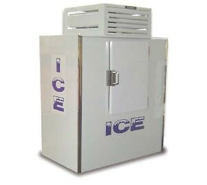 Fogel Icb 1 Ice Merchandiser Bagged Ice 47 Cu Ft Capacity