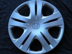 Hubcap Wheelcover 15 Honda Fit 2009 2010 2011 Priority Mail 44733tf0g01 721