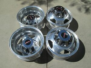 17 Chevy Silverado Gmc Sierra Hd3500 Dually Duallie Factory Wheels Rims