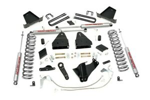 Ford 15 16 F250 4wd 6 Lift Overload Spring Models