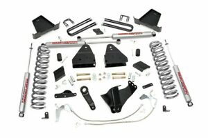 Ford 15 16 F250 4wd 6 Lift Non Overload Spring Models