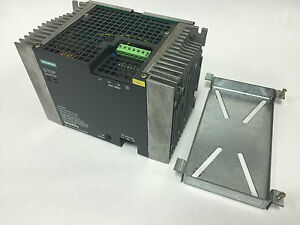 Siemens 6ep1437 1sl11 Sitop Power 40 24 Volt Dc Power Supply 40a