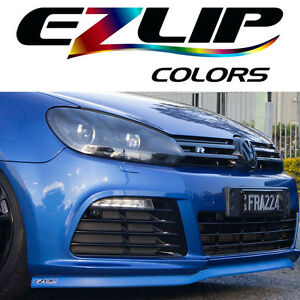 The Original Ez Lip Colors Blue Universal Body Kit Air Spoiler Ezlip Easy