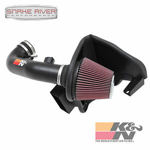 K N Performance Cold Air Intake System For 12 13 Ford Mustang Boss 302 5 0l