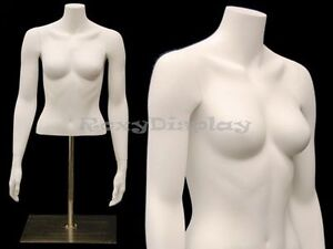 Table Top Headless Female Mannequin Torso md egtfsabw
