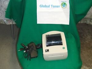 Zebra Lp2844 2844 20300 0001 Direct Thermal Printer Serial Parallel Usb