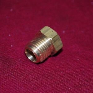 International La Lb Check Valve Jam Nut Ferrell Hit Miss Gas Engine Motor