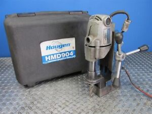 Hougen Portable Magnetic Drill Model Hmd904 1 5 X 2 Capacity a 04
