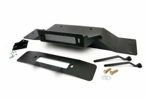 Rough Country 1010 Hidden Winch Mounting Plate For Ford 09 14 F150 4wd 2wd