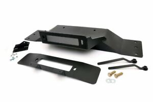Rough Country Hidden Bumper Winch Mount Kit fits 2009 2014 Ford F150