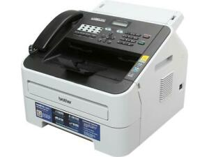 Brother Intellifax 2840 High speed Laser Fax