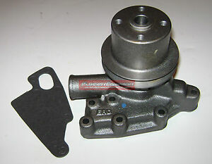 Sba145016061 Water Pump W Pulley gasket For Ford Tractor 1000 1600 sba145016022