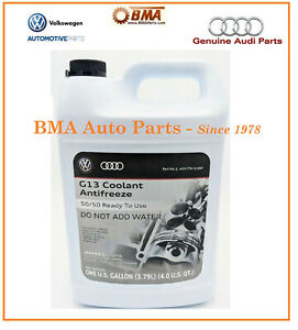New Genuine Audi Vw Engine Coolant Antifreeze Violet G13 Lilac Oe G013a8j1g