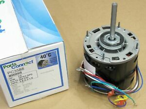 Air Handler Furnace Hvac Blower Motor 3588 1 2 Hp 1075 3 Rpm 230v 48 Frame