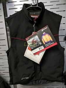 Heated Vest Motorcycle ATV 12v or Battery Powered Venture Heat Hybrid
