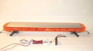 47 Amber Led Light Bar Sale Amber Lens Warning Construction Tow Truck Plow