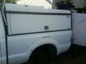 99 Up Ford F250sd F350sd 6 9 Utility Box Topper