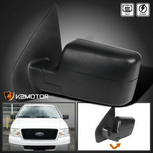 Driver Side 2004 2006 Ford F150 Power Heated Side Mirror W Led Signal Lamp