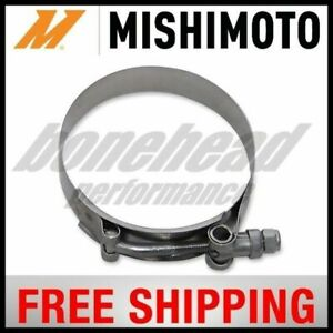Mishimoto Stainless Steel T bolt Clamp 3