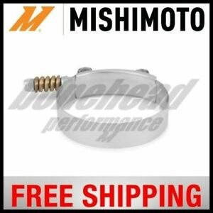 Mishimoto Stainless Steel Constant Tension T bolt Clamp 3