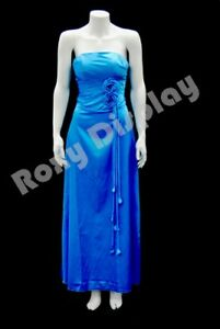 Female Fiberglass Headless Style Mannequin Dress Form Display mz zara4bw2