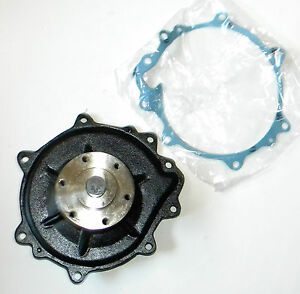 673162c93 Water Pump For Farmall Ih 766 966 1066 1086 1466 1486 1566 1586 3588