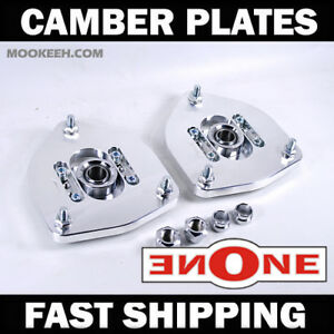 Mk1 Adjustable Camber Plates For Coilover Air Suspension Mercedes Benz W204