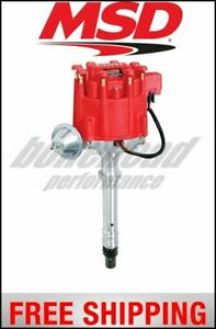 Msd Ignition Distributor Billet Gm Hei